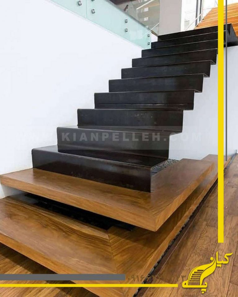 پله ترکیبی