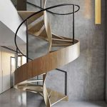 انواع پله های دوبلکس