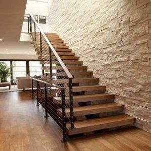 پله چوبی ترموود