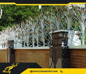 نمونه کار حفاظ دیواری